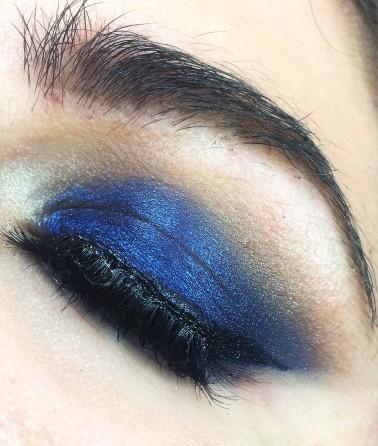 Blue Smokey Eyes (9)