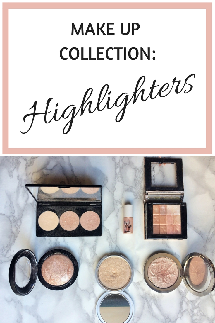 Hi darlings, who doesn't love a good bling? Click to read about my makeup collection, starting with highlighter
