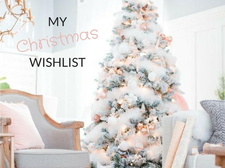 My Christmas Wishlist 1.
